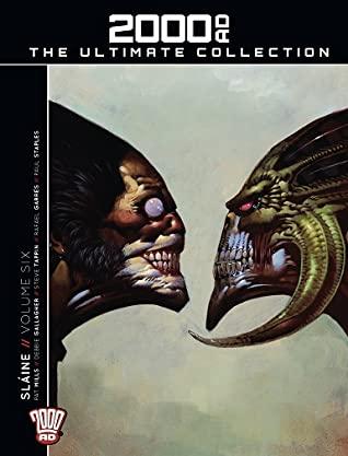 Sláine//Volume Six. by Rafael Garres, Wayne Reynolds, Pat Mills, Steve Tappin, Paul Staples, Debbie Gallagher