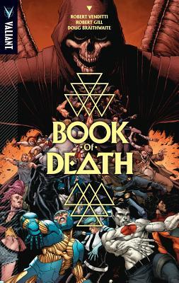 Book of Death by Robert Venditti
