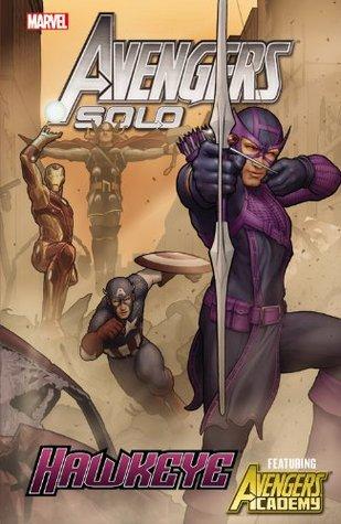 Avengers: Solo by Roger Robinson, Jen Van Meter, Jim McCann