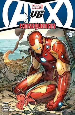 AVX: Consequences #3 by Andrew Hennessy, Kieron Gillen, Scot Eaton