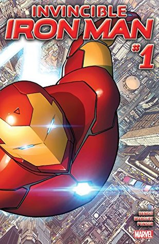 Invincible Iron Man (2015-2016) #1 by David Marquez, Mike Deodato, Brian Michael Bendis, Justin Ponsor, Dale Keown
