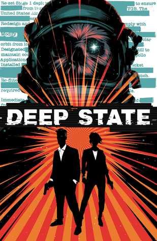 Deep State, Vol. 1 by Justin Jordan, Ariela Kristantina