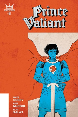 King: Prince Valiant #3 by Ron Salas, Nate Cosby, Declan Shalvey