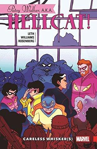 Patsy Walker, A.K.A. Hellcat!, Volume 3: Careless Whiskers by Brittney L. Williams, Kate Leth