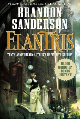 Elantris by Brandon Sanderson