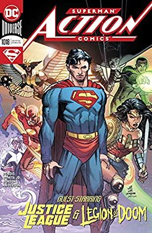Action Comics (2016-) #1018 by Klaus Janson, Brian Michael Bendis, Brad Anderson, John Romita