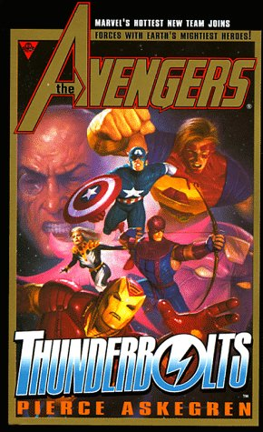 The Avengers and The Thunderbolts by Pierce Askegren