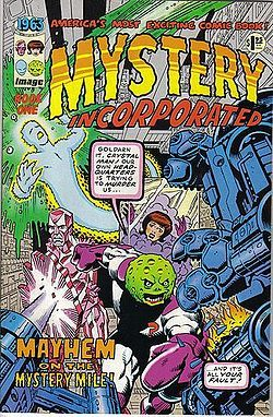 1963, Book One: Mystery Incorporated by Alan Moore