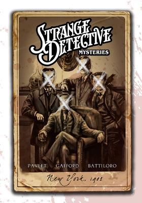 Strange Detective Mysteries by Sam Gafford