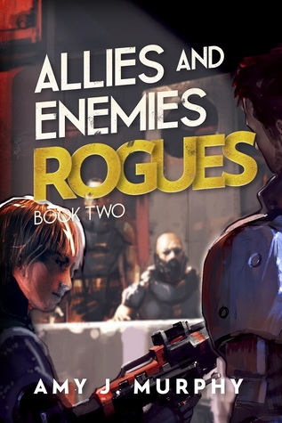 Rogues by Amy J. Murphy