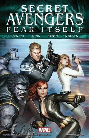 Secret Avengers: Fear Itself by Peter Nguyen, Nick Spencer, Cullen Bunn, Scot Eaton
