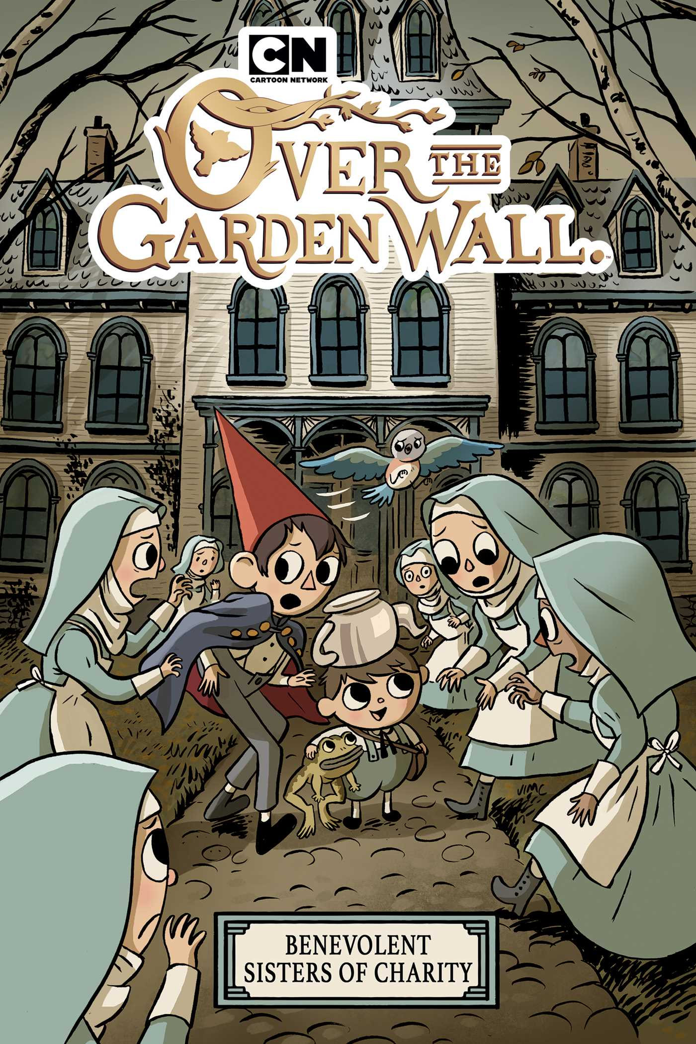 Over the Garden Wall: Benevolent Sisters of Charity OGN by Sam Johns, Jim Campbell