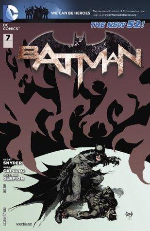 Batman (2011-2016) #7 by Scott Snyder, Greg Capullo
