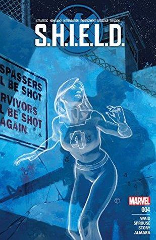 S.H.I.E.L.D. #4 by Chris Sprouse, Mark Waid, Julian Tedesco