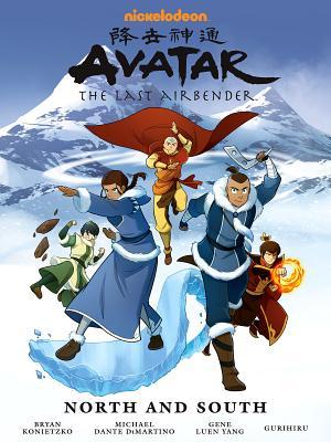 Avatar: The Last Airbender - North and South by Bryan Konietzko, Michael Dante DiMartino, Gene Luen Yang
