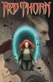 Red Thorn #6 by Meghan Hetrick, David Baillie