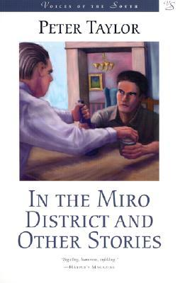 In the Miro District and Other Stories by Peter Taylor