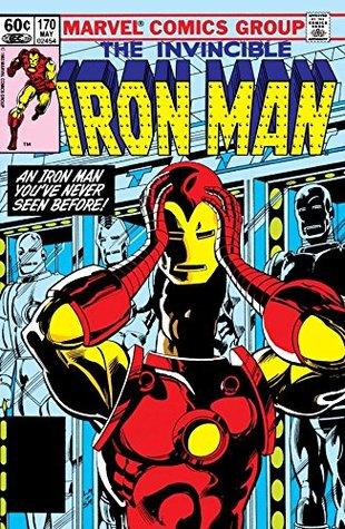 Iron Man #170 by Dennis O'Neil, Luke McDonnell, Steve Mitchell