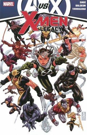 Avengers vs. X-Men: X-Men Legacy by Rafa Sandoval, Christos Gage, David Baldeón