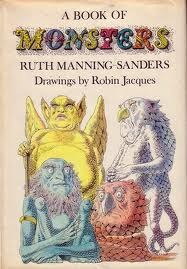 A Book of Monsters by Robin Jacques, Ruth Manning-Sanders
