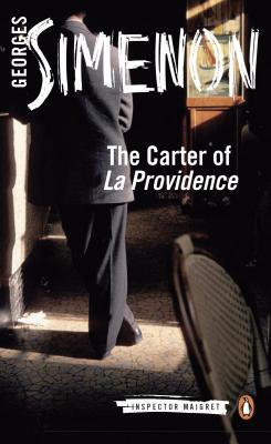 The Carter of 'La Providence by Georges Simenon, David Coward