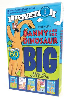 Danny and the Dinosaur: Big Reading Collection: 5 Books Featuring Danny and His Friend the Dinosaur! by Syd Hoff