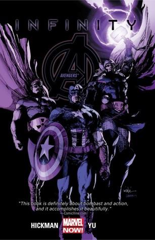 Avengers, Volume 4: Infinity by Jonathan Hickman, Leinil Francis Yu