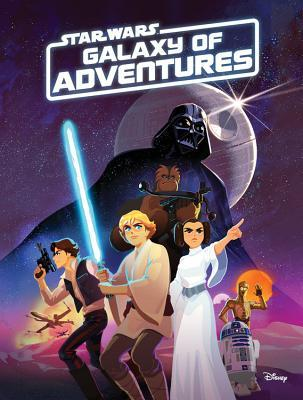 Star Wars Galaxy of Adventures Chapter Book by Lucasfilm Press