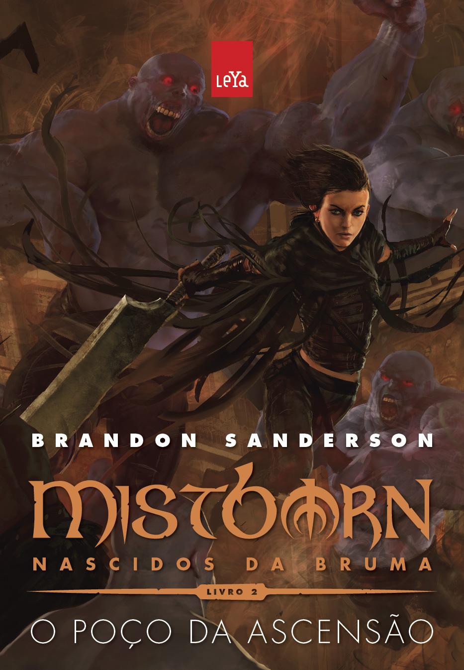 O Poço da Ascensão by Brandon Sanderson