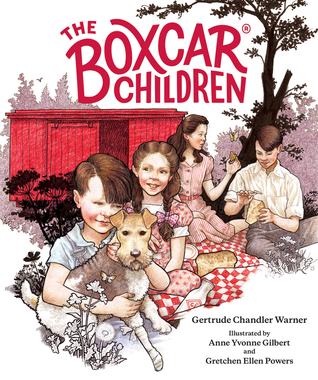 The Boxcar Children Fully Illustrated Edition by Gertrude Chandler Warner