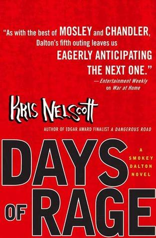 Days of Rage by Kris Nelscott, Kristine Kathryn Rusch
