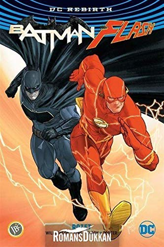 Batman / Flash Rozet: Özel Edisyon by Joshua Williamson, Bengü Ergil, Aslı Dağlı