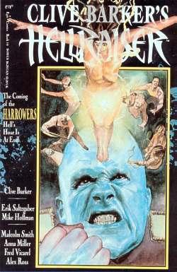 Clive Barker's Hellraiser: Book 18 by Anna Miller, Fred Vicarel, Alex Ross, Malcolm Smith, Mike Hoffman, Clive Barker, Erik Saltzgaber