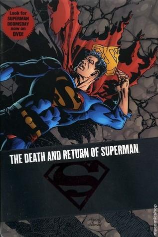 The Death and Return of Superman: Omnibus by Roger Stern, Brett Breeding, Mike Carlin, Karl Kesel, Jon Bogdanove, Dan Jurgens, Rick Burchett, Jerry Ordway, Louise Simonson, Tom Grummett