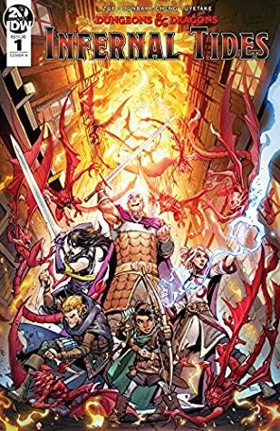 Dungeons & Dragons: Infernal Tides #1 (of 5) by Max Dunbar, Jim Zub
