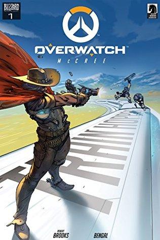 Overwatch #1: Train Hopper by Robert Brooks, Blizzard Entertainment, Bengal