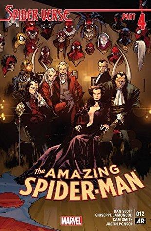 Amazing Spider-Man (2014-2015) #12 by Olivier Coipel, Dan Slott, Giuseppe Camuncoli