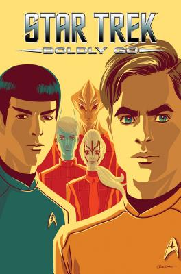 Star Trek: Boldly Go, Vol. 2 by Ryan Parrott, Mike Johnson