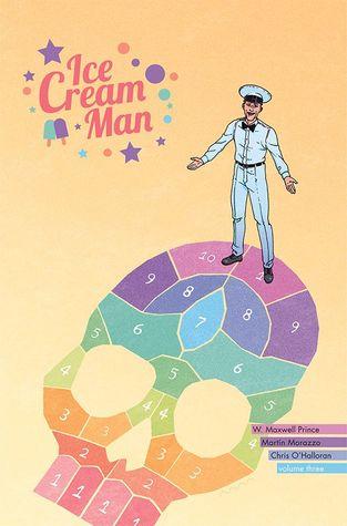 Ice Cream Man, Vol. 3: Hopscotch Melange by Chris O'Halloran, W. Maxwell Prince, Martín Morazzo