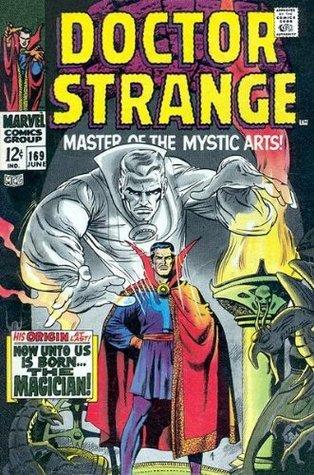 Doctor Strange #169 (Volume 1) by Dan Adkins, Roy Thomas