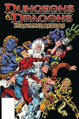 Dungeons & Dragons: Forgotten Realms Classics, Volume 1 by Jeff Grubb, Rags Morales