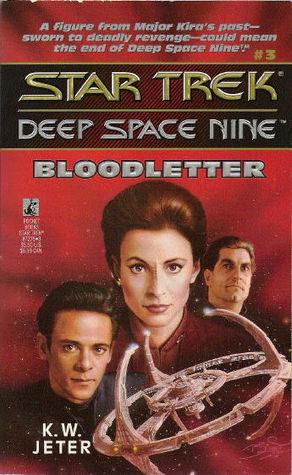 Bloodletter by K.W. Jeter