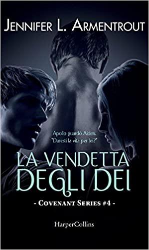 La vendetta degli Dei by Jennifer L. Armentrout