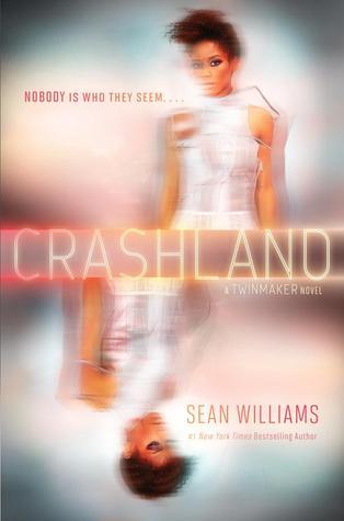 Crashland by Sean Williams