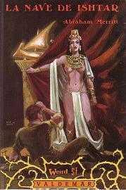 La nave de Ishtar by A. Merritt