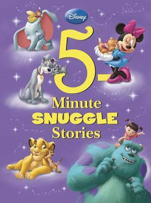 5-Minute Snuggle Stories by Walt Disney Company