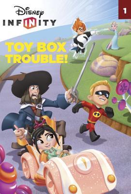 Toy Box Trouble! (Disney Infinity) by Amy Weingartner