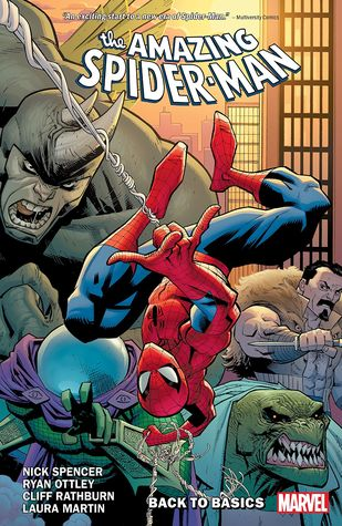 Amazing Spider-Man by Nick Spencer, Vol. 1: Back to Basics by Nick Spencer, Ryan Ottley