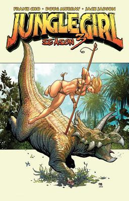 Frank Cho's Jungle Girl, Volume 3 by Doug Murray, Frank Cho