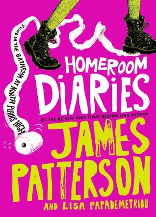 Homeroom Diaries by Lisa Papademetriou, Keino, James Patterson